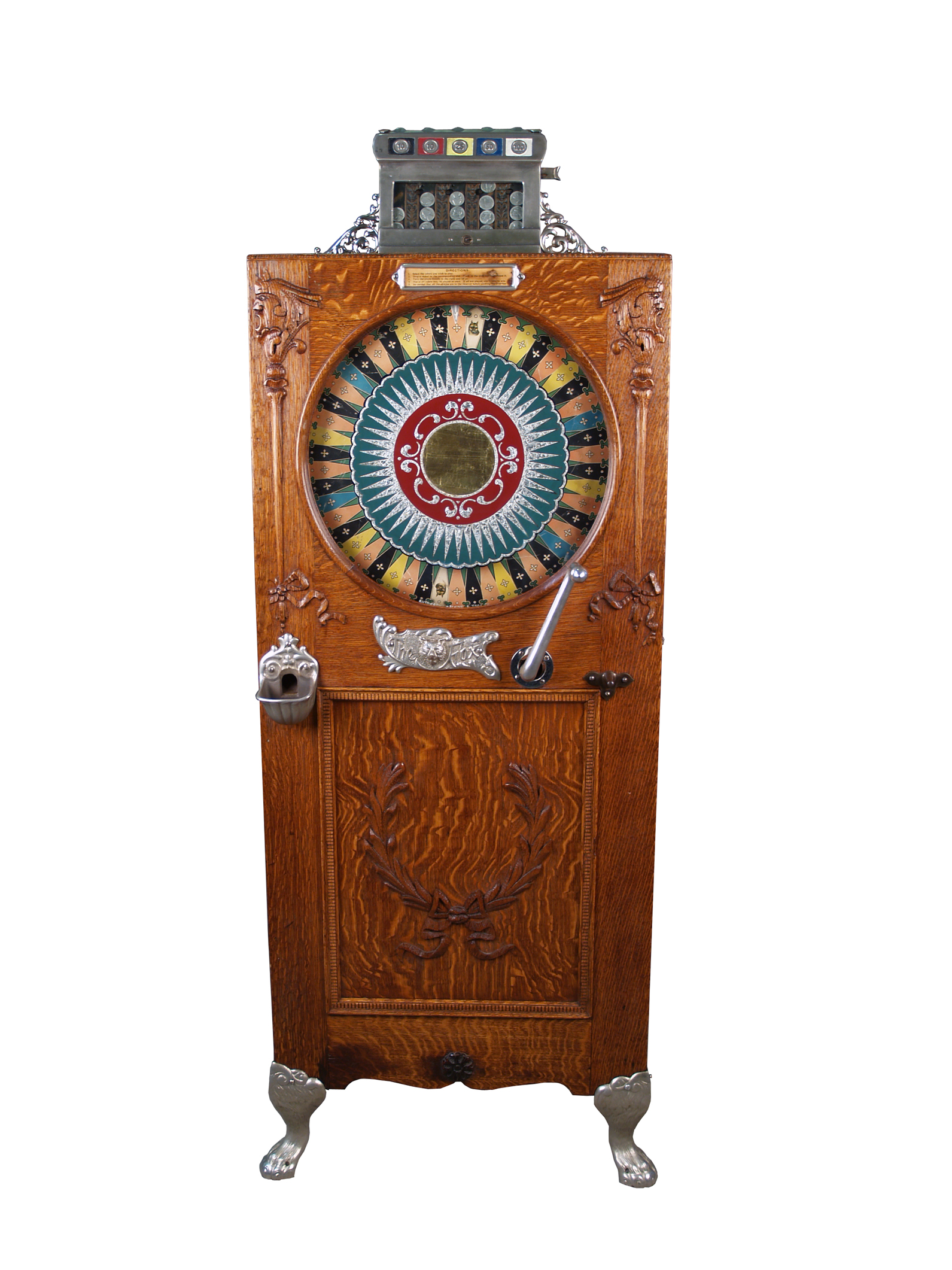 Buying older nickel dime gambling machines 888 casino blackjack review