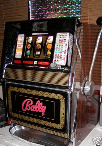 Buying Antique Slot Machines